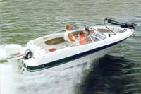 V-Hull Fish n Ski Boats