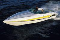 V-Hull Sport Boat