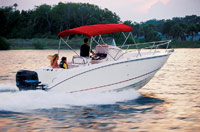 Center Console - Offshore Fishing