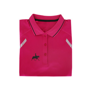 Gala Equine Polo - Hot Pink