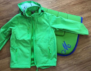 Lime Green Version of Jackets