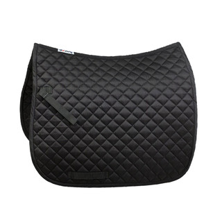 Prinze Dressage Saddle Cloth Black