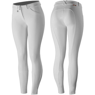 HZ Grand Prix FS Breeches (white)