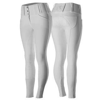 HZ Desiree FS Breeches (White)
