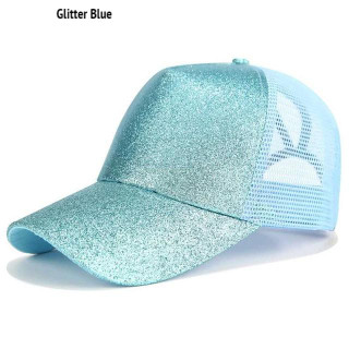 Glitter Pony Tail Caps - Design your Own!