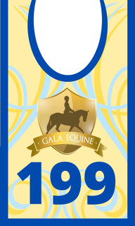 Can be printed in any colour and any design, This was made for Beaudesert Pony Club one of our supporting Clubs! Lots of photos now online after their first event in 2020