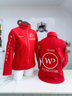 Soft Shell Jackets - Design your own!
