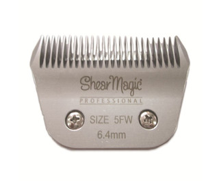 Groom SMARTER & FASTER with Shear Magic Professional Wide Blades