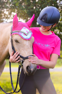 Glamour Tee by Gala Equine - Round Neck - Assorted colours