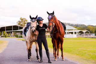Glamour Tee by Gala Equine - V neck - Assorted Colours