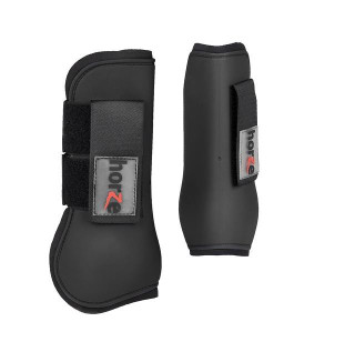 HZ Tendon Boots -  Black