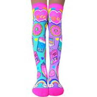 Mad Mia Sweets & Treats Socks