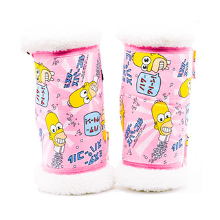 Sherpa Boots - The Simpsons (Pair) FULL