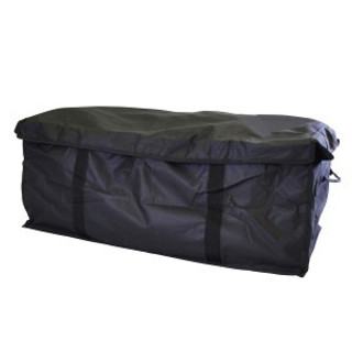 Economy Hay Bale Bag - BLACK