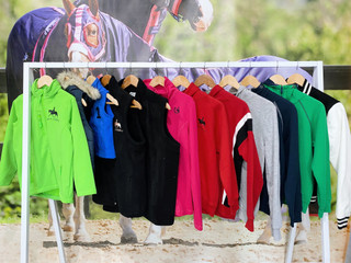 READY TO SHIP Gala Equine Jackets LOTS OF COLOURS