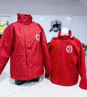 Zone 2 Red Jacket