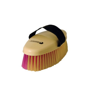Large Body Brush - Assorted Colours