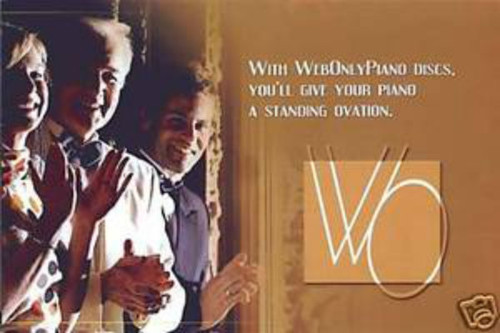 WebOnlyPiano Intro Disc (all formats)