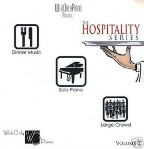 Hospitality Series Volume 3 - Solo Piano