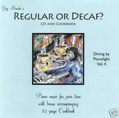 Regular Or Decaf? -- Guy Maeda