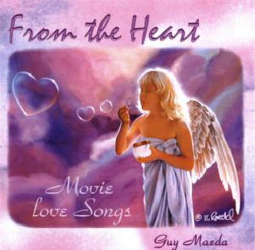 From The Heart–Movie Love Songs -- Guy Maeda