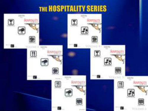 Hospitality Series -- Six Volume Boxed Set