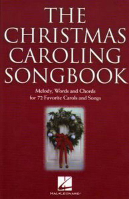 Christmas Caroling Songbook and 4 Disc Set