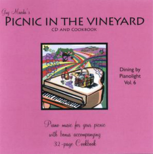 Picnic In The Vineyard -- Guy Maeda
