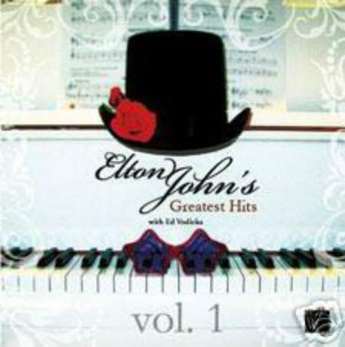 Elton John's Greatest Hits (cover)