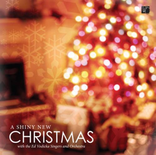 A Shiny New Christmas (cover)