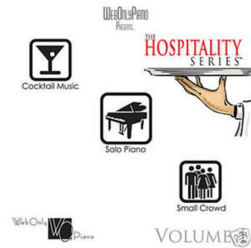 Hospitality Series Volume 1 - Solo Piano