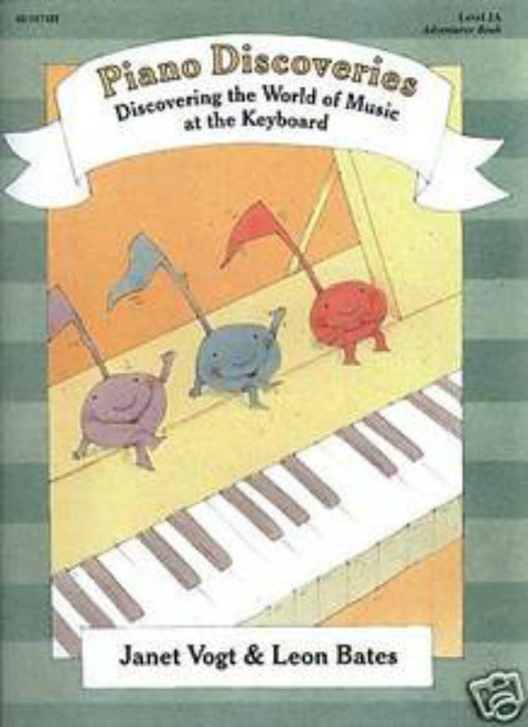 Piano Discoveries Level 2A (Books and Disc)