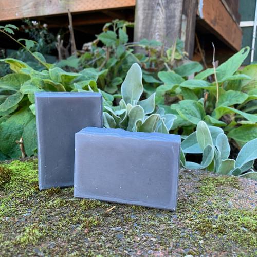 Ouzo Charcoal Soap