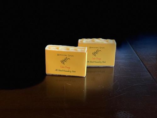 Cedar-Orange Soap