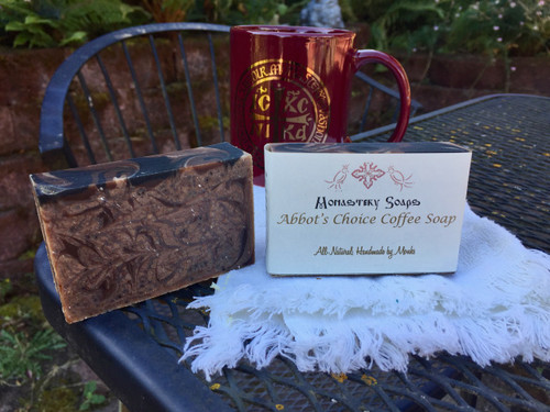 Abbot's Choice Coffee Soap