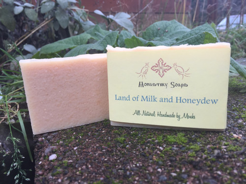 Land of Milk and Honeydew Soap