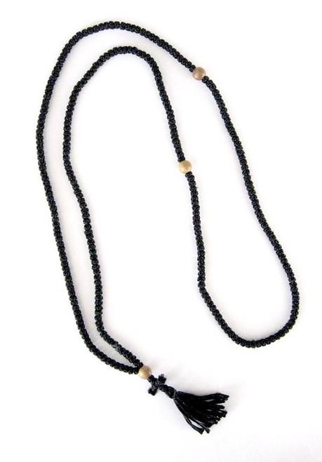 300 knot satin cord prayer rope