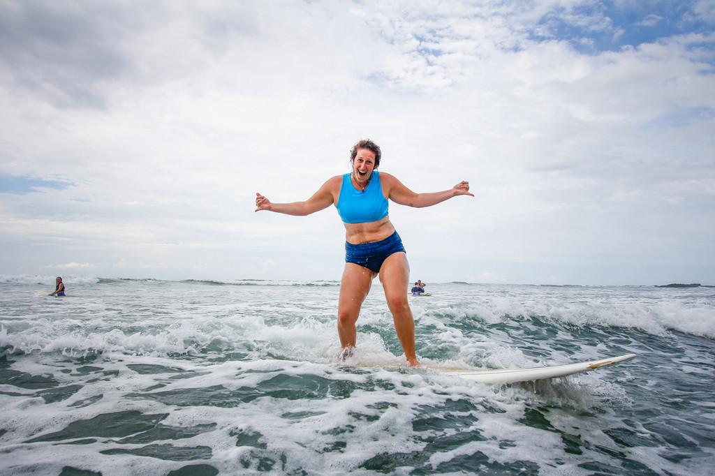 vintage surf bikini bottom