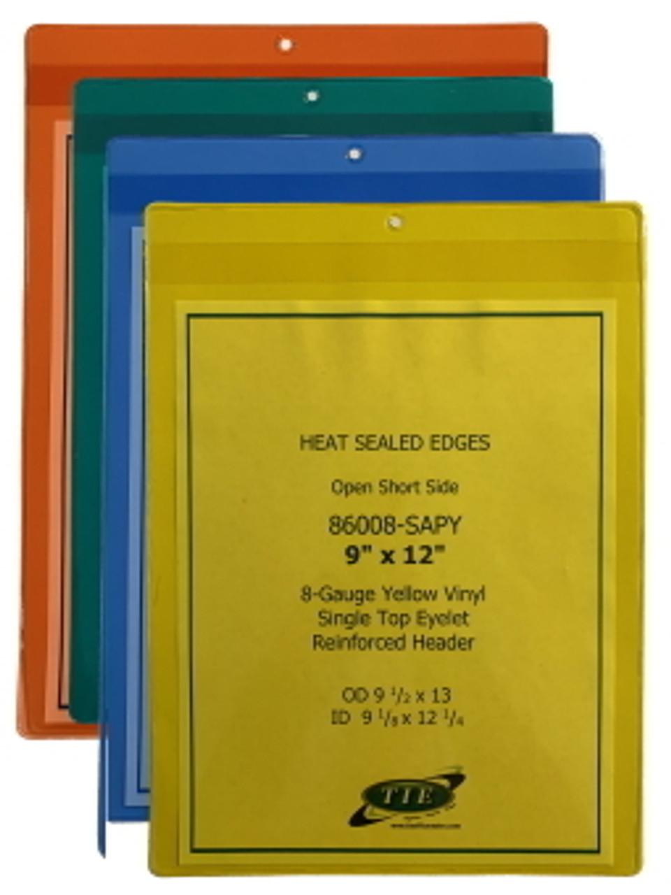 Tinted Heat Seal