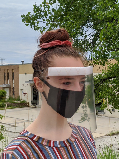 Disposable Face Shield - 5 Pack