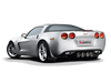 Akrapovič - 06-13' Chevrolet Corvette ZO6/ZR1 (C6) Slip-On Line Exhaust (SS) (Req. Tips)
