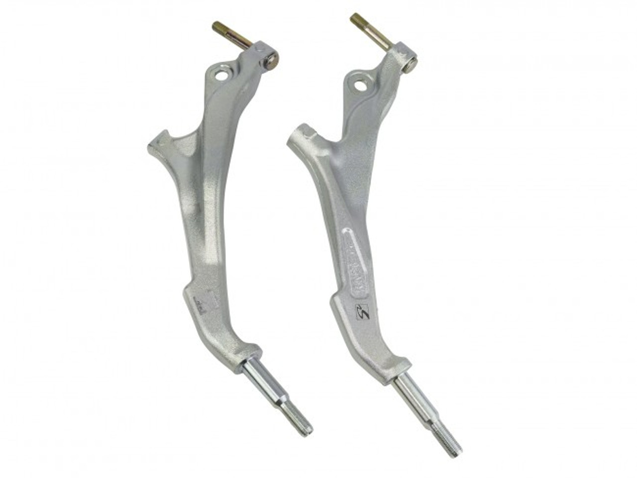 Skunk2 Racing 542-05-M545 Front Lower Control Arms Hard Rubber For 96-00 Civic