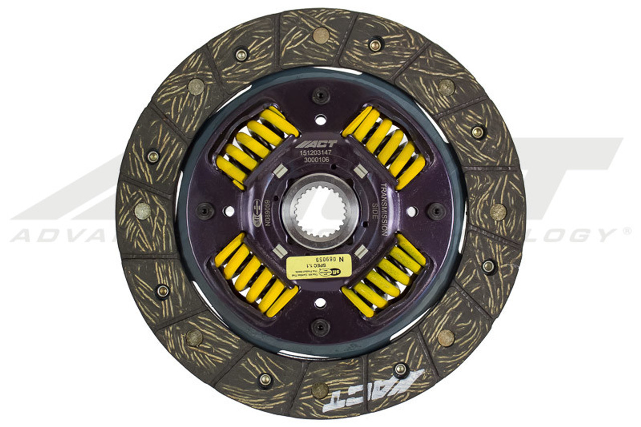 ACT - S2000 - Performance Street Sprung Disc