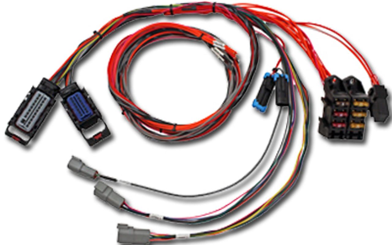 aem infinity series 7 plug & pin kit  infinity wiring harness #15