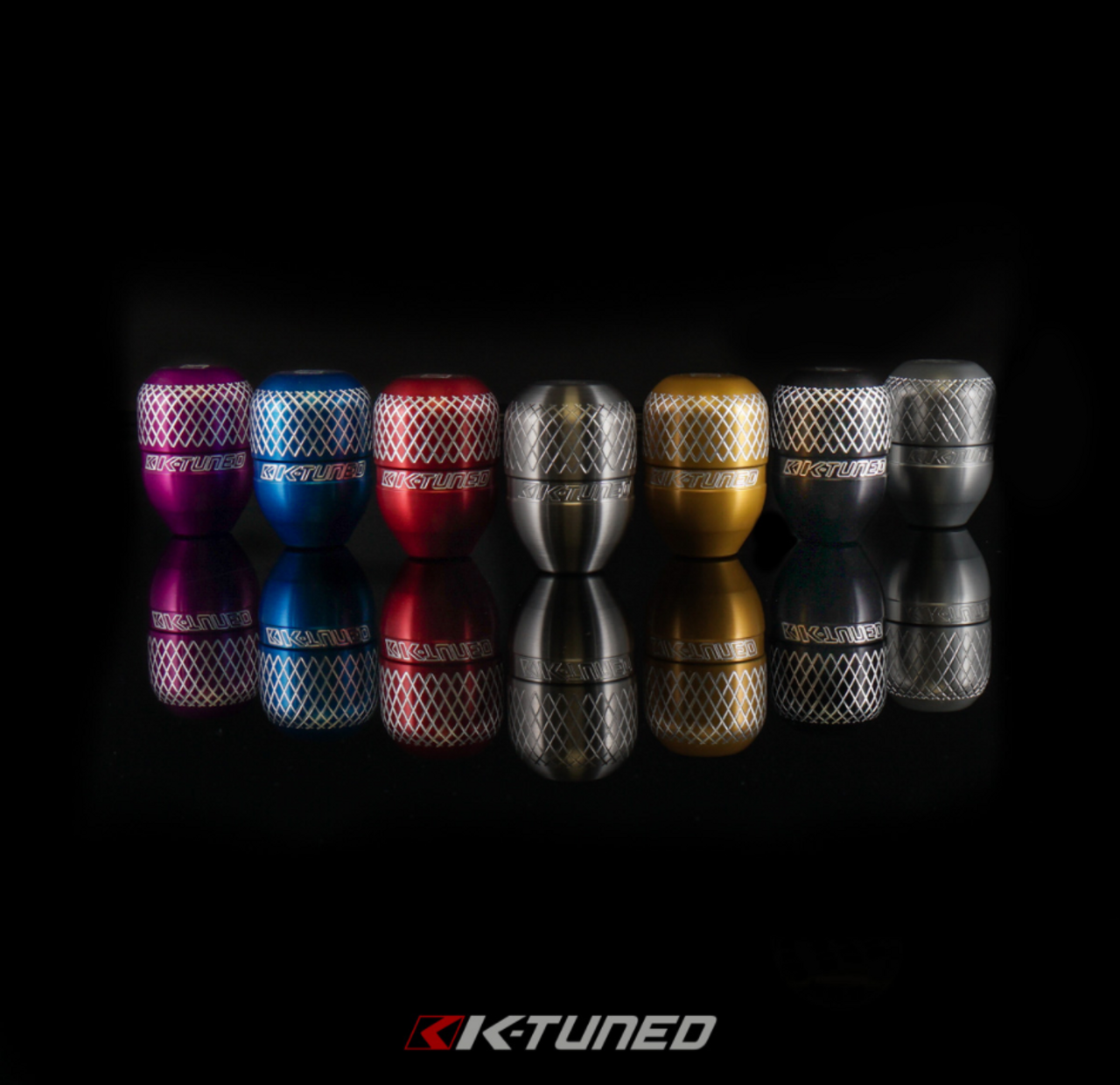 K-Tuned - Billet Shift Knob