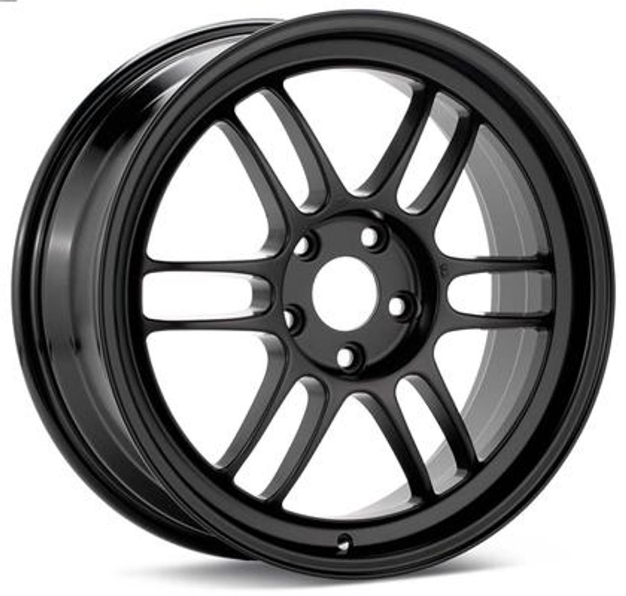 Enkei - RPF1 Wheels (Matte Black)