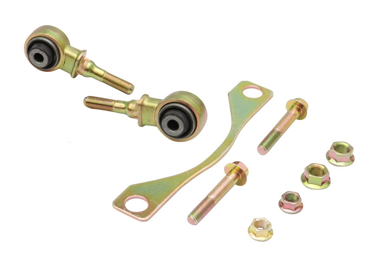 Truhart Front Upper Control Arm Adjustable Camber Kit 94-01 Integra w// Bushings