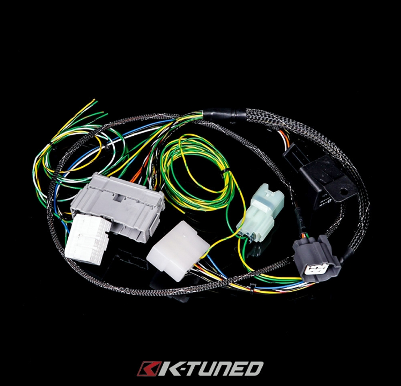 k tuned ef (88 91) civic crx k swap conversion harness  ef wiring harness #8
