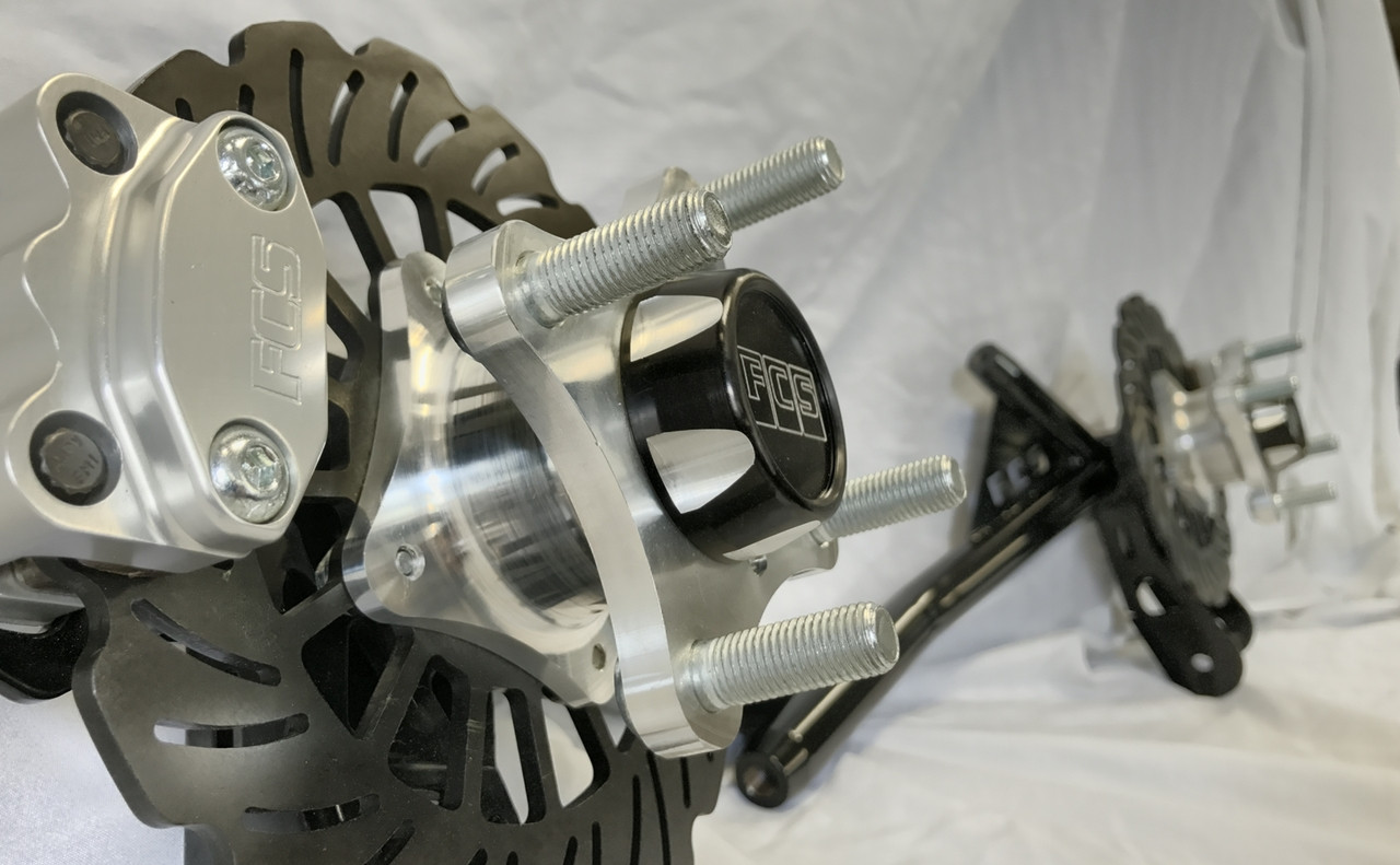 FCS RACE - FEATHER WEIGHT V3 REAR TRAILING ARM