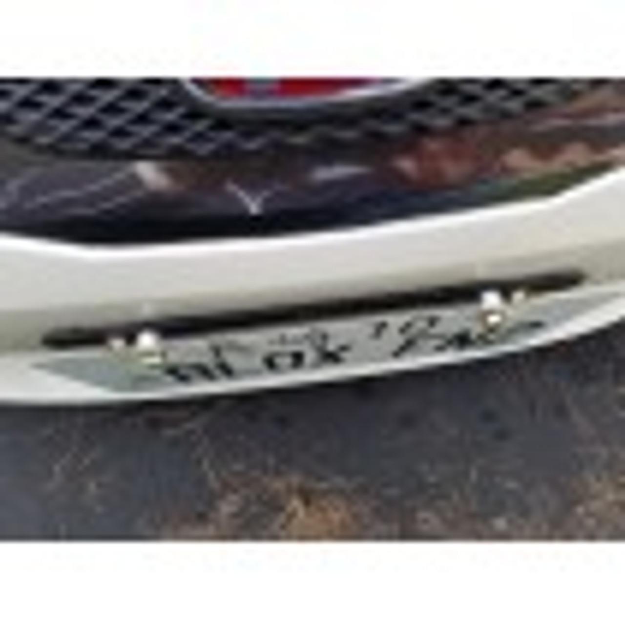 Blox Racing - JDM-TO-USDM License Plate Adapter Kit